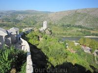Буквально в нескольких километрах от хорватско-боснийской границы лежит средневековый городок Почитель. Главная достопримечательность Почитель – крепость ...