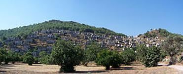 Деревня Каякей