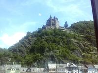 Наверху Кошкин замок