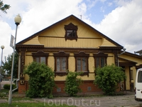 Дом возле Покровского Монастыря