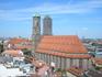 Фрауэнкирхе (нем. Frauenkirche), (официальное название — Собор Пресвятой Девы Марии (нем. Der Dom zu Unserer Lieben Frau)) — самый высокий собор в Мюнхене ...