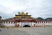 Первый настоятель Самье, индийский аббат Шантаракшита, после основания принял в монастырь семь монахов и пригласил индийских и китайских ученых для перевода ...