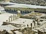Агора и руины храма