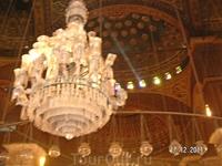 цитадель Салах Аль Дина; в мечети Мухаммеда Али