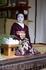 Часто майко-сан присутствует на различных фестивалях. Кажется, это Танибата...(а может, и нет)