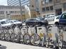 Брюссель.   Велосипеды   на   прокат.