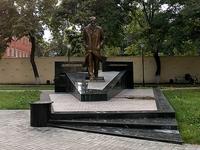Воронежский памятник А. П. Платонову