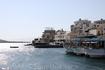 о. Крит. Бухта города Элунда - некогда маленькая рыбацкая деревушка на берегу залива Мирабелло.