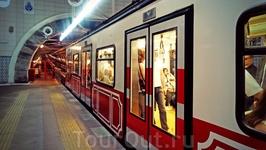 самая древняя станция метро
