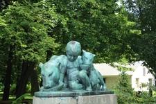 Калининградский зоопарк— один из самых больших и старых зоопарков современной России.