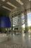 Главный вход в Автоштадт - огромный павильон.