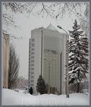 новое здание правительства Чув. Респ.