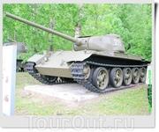 Средний танк Т-44 (СССР).