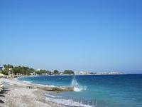 Побережье Эгейского моря.