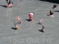 Мертвое море в миниатюре :)