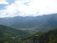 """Бутан монастырь Таксанг-Лаханг-Дзонг (""""Логово Тигра"""")"""
