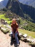 Панорама города Мачу-Пикчу