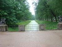 Пушкин, Александровский парк, Драконов мост