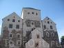 Величие средневековья - замок Турку