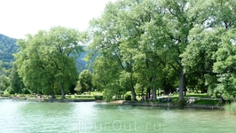 берега озера Тегернзее