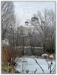 Кафедральный собор во славу Воскресения Христова был сооружен в Арзамасе в память победы русского народа в Отечественной войне 1812 года.