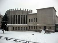 Каунас. Музей национального искусства