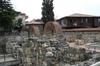 Фотография Крепостные стены Созополя