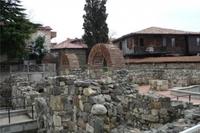Крепостные стены Созополя
