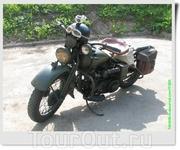 К числу наиболее распространённых моделей относится американский Harley-Davidson WLA42 («Харлей-Дэвидсон ВЛА-42»), представлявший собой специально разработанную ...
