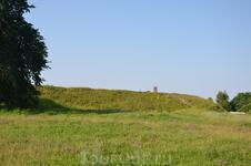 Псковская область, Изборск, Труворово городище. Место древней крепости