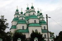 Новомосковский Свято-Троицкий собор