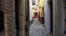 Sevilla - квартал Santa Cruz