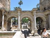 Ворота Адриана.