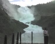 Ведьмин водопад