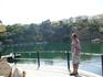 Озеро Вулисмени  в г.Агиос-Николаос.Было пресноводным.