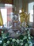 Колба с прахом Будды