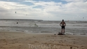 Шторм. Рай для серферов