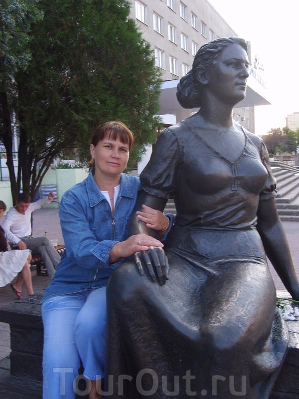 С Нонной Мордюковой