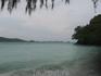 пляж кораллового острова