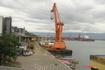 Сантус-крупнейший морской порт в Южной Америке
