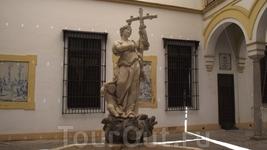 Sevilla - госпиталь