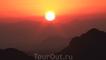 Рассвет в горах Синая