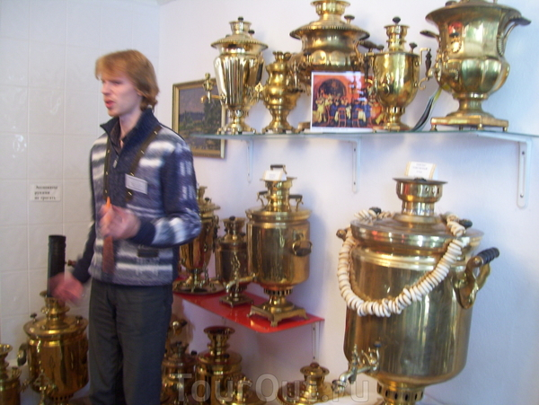 Музей подарков путина 307