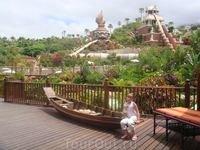 Сиам-парк - расчудесное место и для взрослых и для детей, не проходите мимо