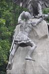 Путешествие в Смоленск. Монумент, посвященный Войне 1812 года