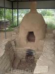 Горн для выжигания керамики