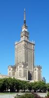 Фотография Варшавский дворец культуры и науки