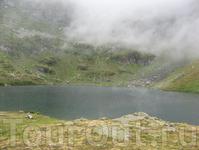 Озеро мзы. 2100 м над уровнем моря