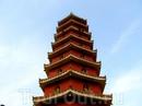 9-этажная пагода.
