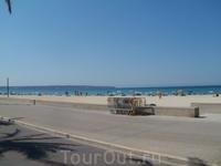 пляж  Кан Пастилья 1